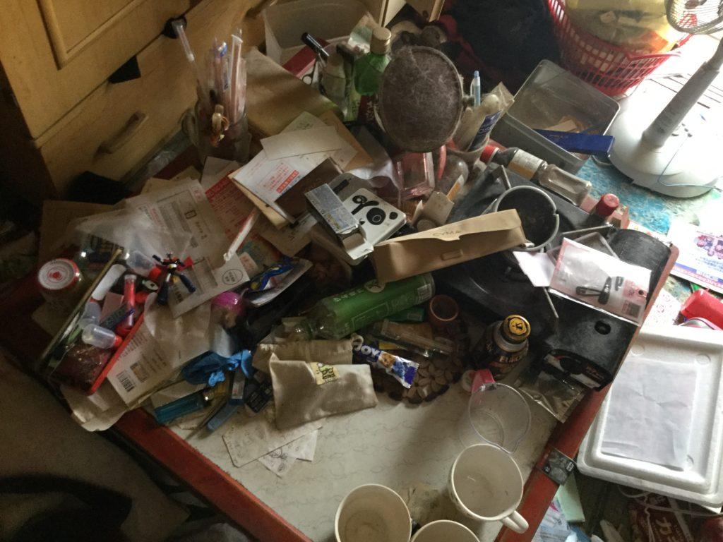 姫路市でゴミ屋敷の片付け