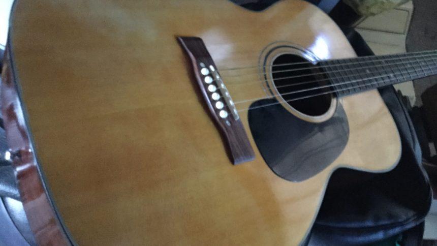 姫路市で不用品回収したギター