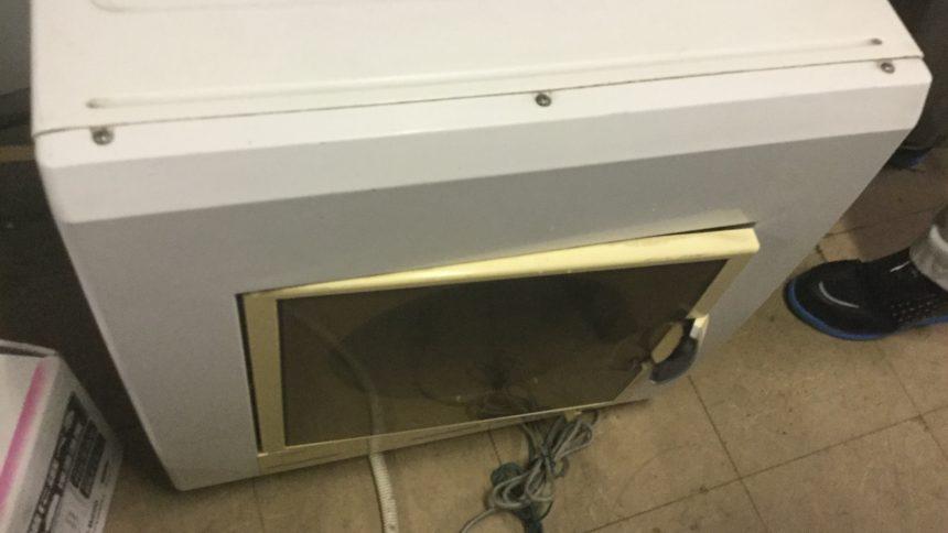 姫路市で不用品回収した衣類乾燥機