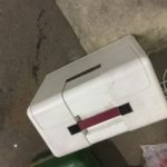 姫路市で不用品回収したミシン