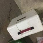 姫路市で不用品の回収したミシン