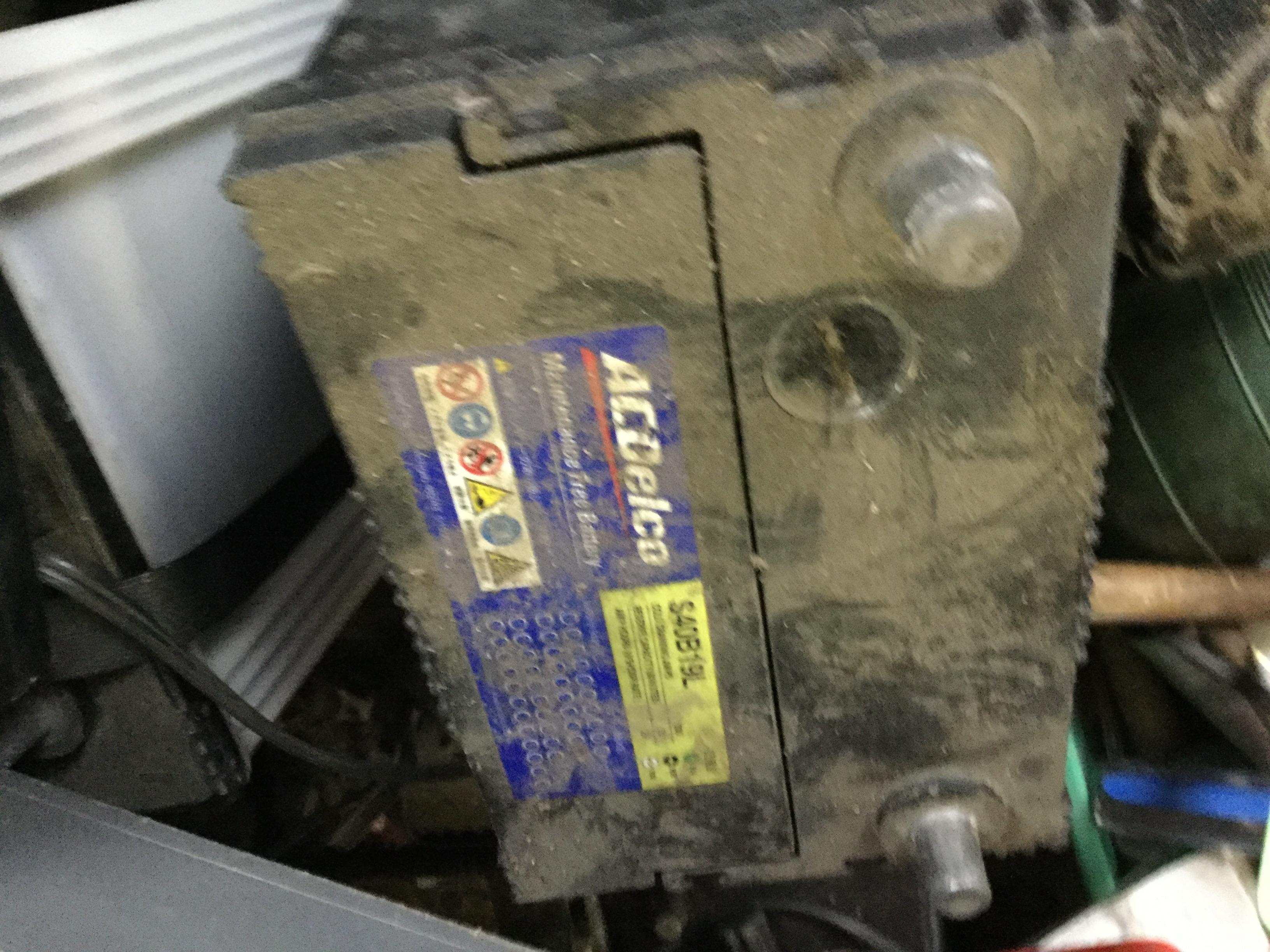 バッテリー③