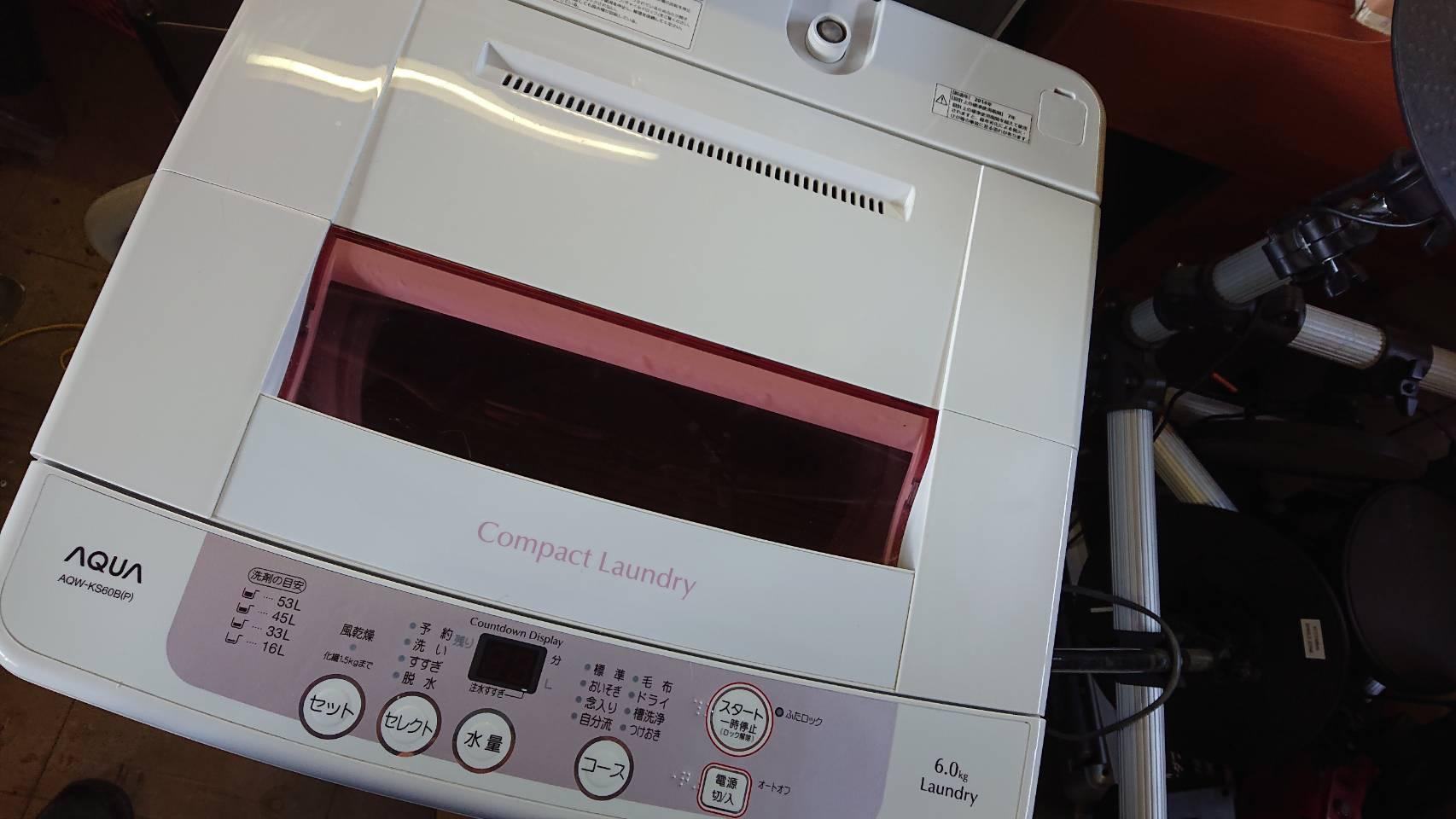 姫路市で不用品回収した洗濯機です。