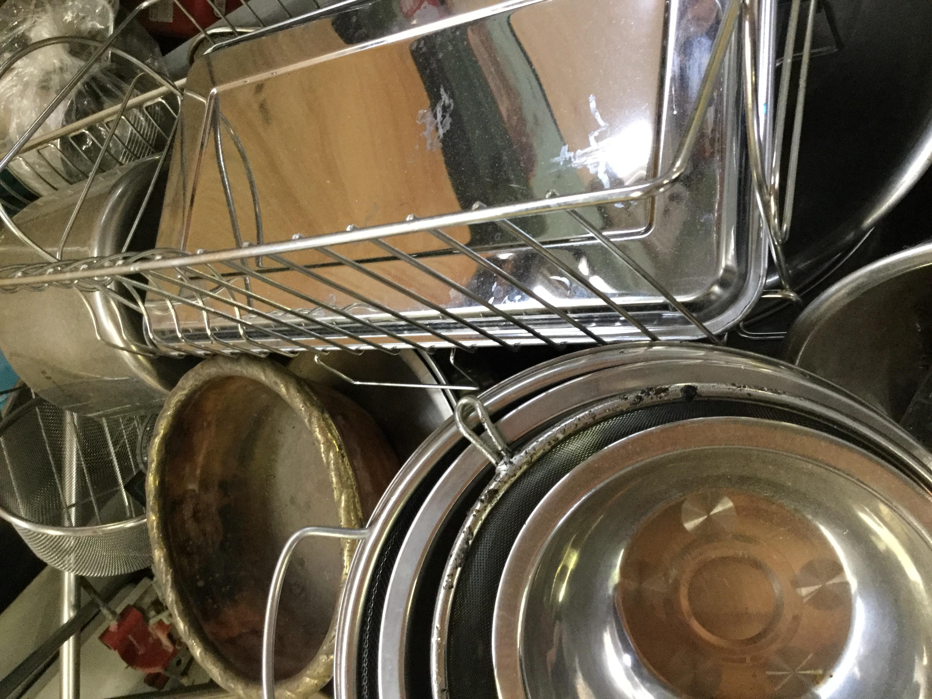 姫路市市田寺付近で回収させて頂いたキッチン用品