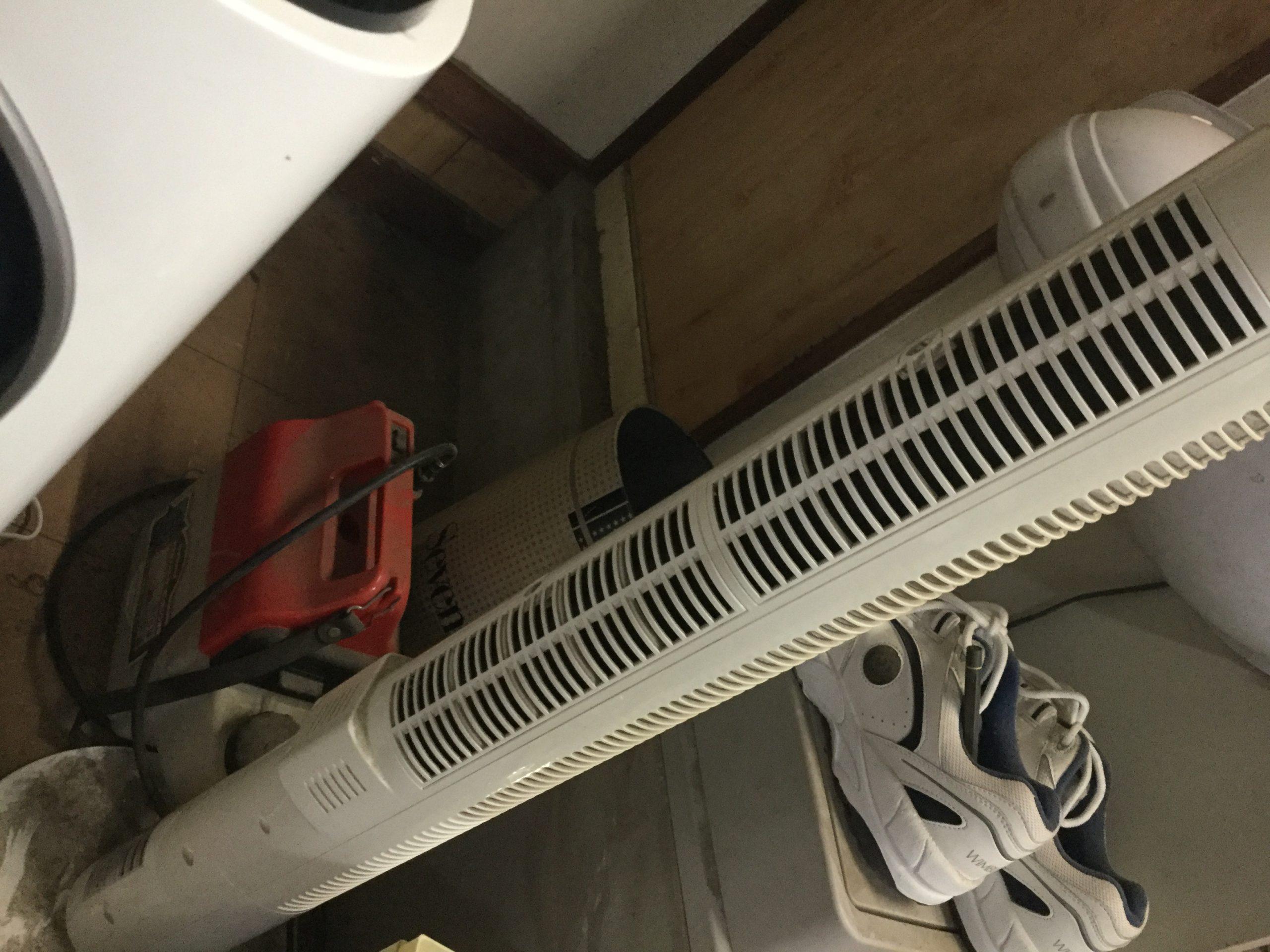 姫路市広畑区で回収した扇風機